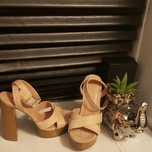 Forever 21 platform high heels